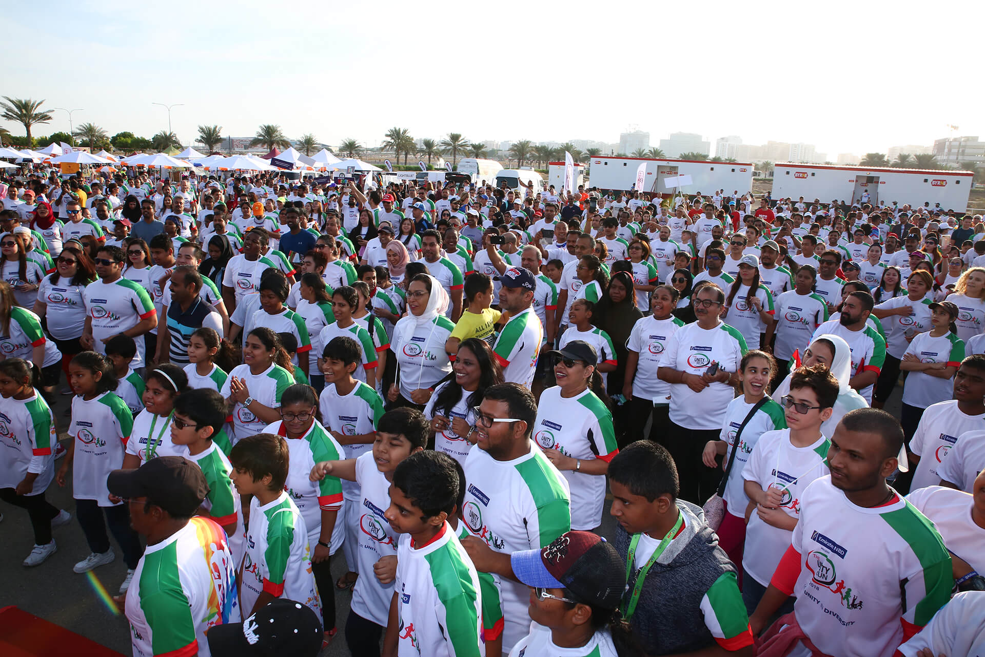 EMIRATES NBD UNITY RUN 2018 | DSOA
