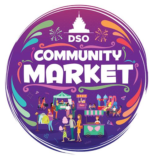 DSO Community Market | 15 Feb 19