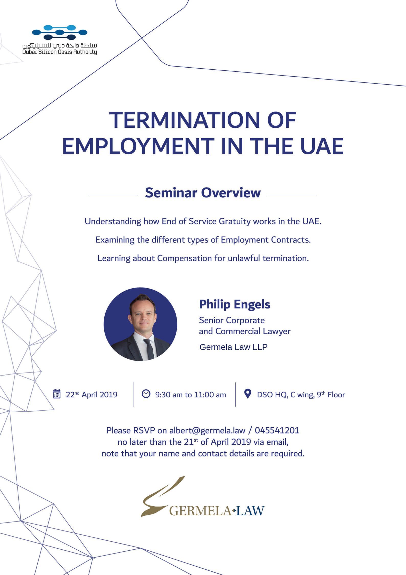 Seminar on Termination of Employment in the UAE
