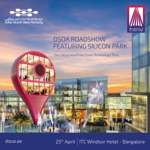DSO Roadshow Featuring Silicon Park Bangalore India