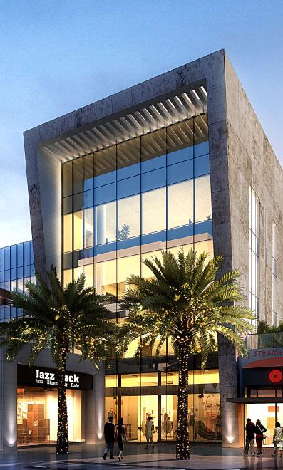 Signature Boutique Buildings At Dubai Digital Park