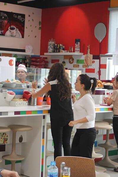 Dtec Food Court