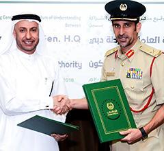 Dubai Police Signs Memorandum with DSOA to Establish Smart Police Center