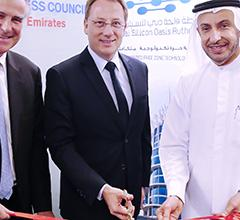 "French Business Council Inaugurates its ""Business Centre"" at Dubai Silicon Oasis"