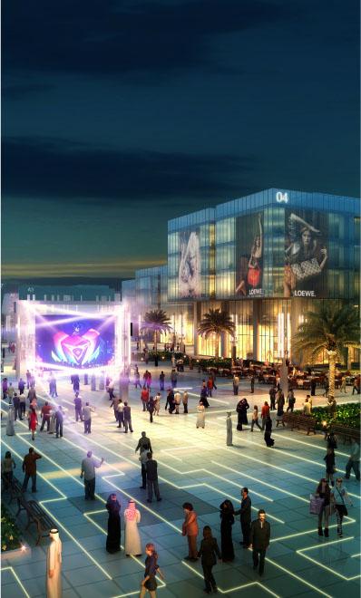 Retail At Dubai Digital Park