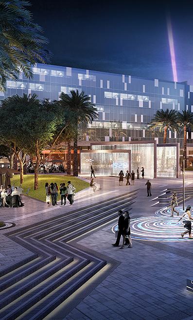 Plug and Play Office At Dubai Digital Park