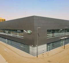JLR New Regional HQ at DSO