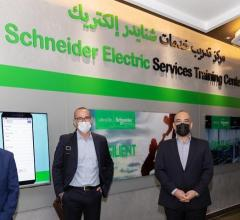 Schneider Electric opens Middle East and Africa Secure Power Training Center in Dubai Silicon Oasis