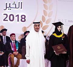 RIT Dubai Celebrates Graduation of Seventh Batch of Students
