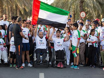 Emirates NBD Unity Run 2019