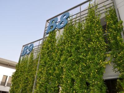 High Bay Warehouse Spaces Exterior