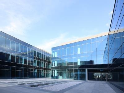 Technohub 2 Building