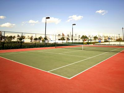 Cedre Villas Tennis Court
