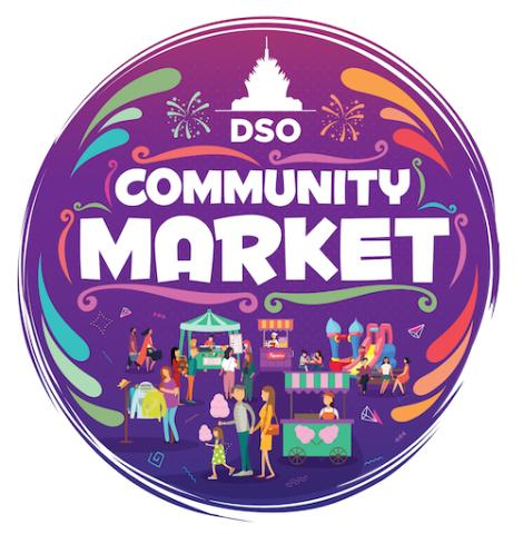 DSO Community Market 22 March 2019