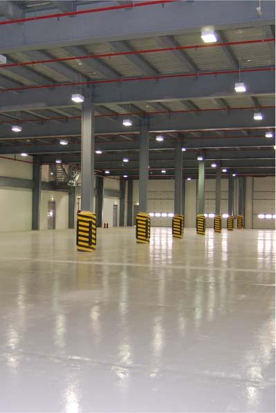 LIU's & Warehouses
